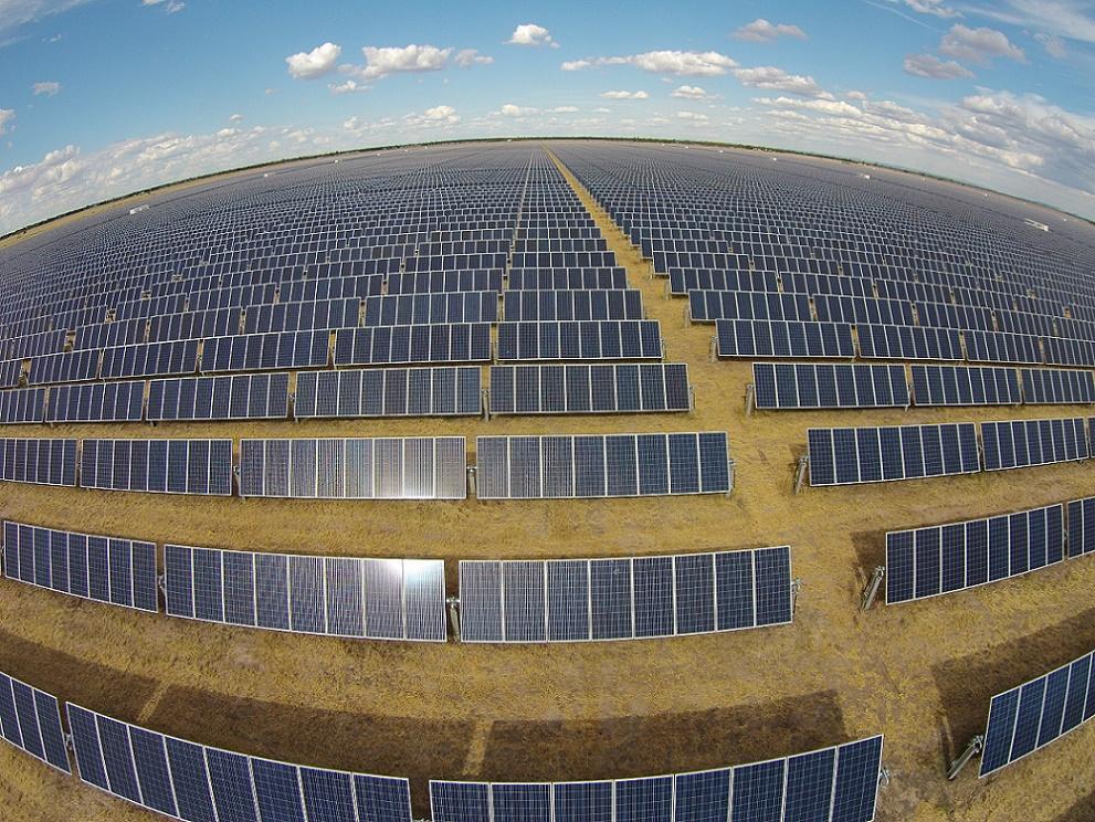 Fotovoltaica Frv Inaugura En Australia El Enorme Campo
