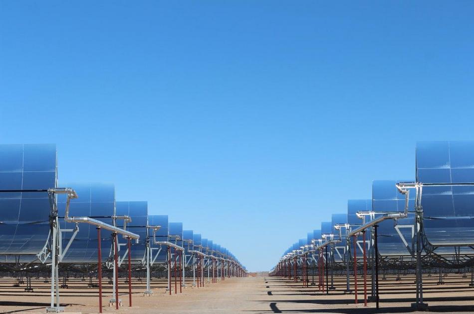 Abengoa bate récords con Xina Solar One, su tercera planta termosolar en Sudáfrica