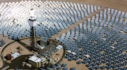 SolarReserve compra la división solar de Aerojet Rocketdyne