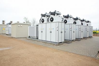 Enel Green Power inaugura en Alemania un sistema de almacenamiento de energía de 22 MW
