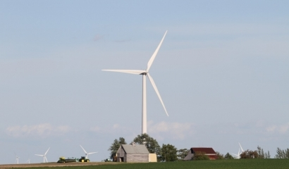 Illinois: EDPR cierra otro acuerdo de compraventa de electricidad para su parque eólico de Broadlands