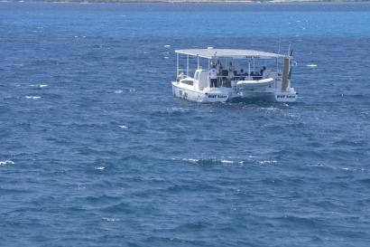 El barco solar de WWF arranca su travesía en Alicante para luchar contra los plásticos en el mar
