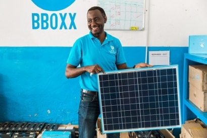 BBOXX Secures a Spot in the 2019 Global Cleantech 100