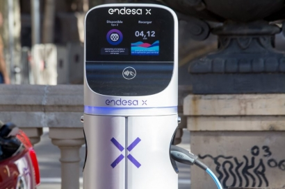 Los cargadores para vehículos eléctricos empiezan a llegar a los pueblos más bonitos de España