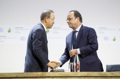 Más de 130 países firmarán el 22 de abril el pacto contra el cambio climático