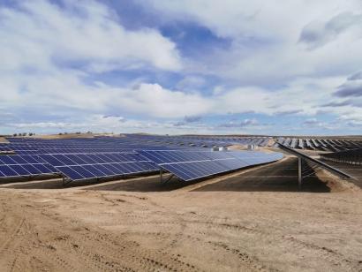 Solaer conecta 15 MW repartidos en 3 parques solares en Toledo