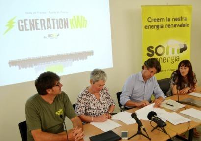 Som Energía inicia la construcción en Sevilla de una planta de 2 MW para autoconsumo colectivo