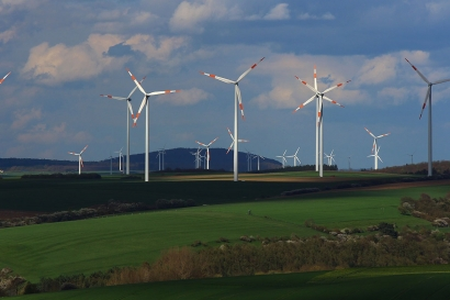 Alemania subastará 6.800 megavatios de potencia eólica terrestre en los próximos 36 meses