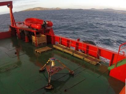Plocan estudia las olas y las corrientes del sureste de Gran Canaria para su uso en desalación
