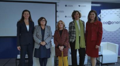 """""""Asociaciones como Aemener son necesarias para avanzar en la igualdad de género"""""""