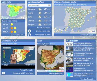 La AEMET confirma que el calentamiento no da tregua