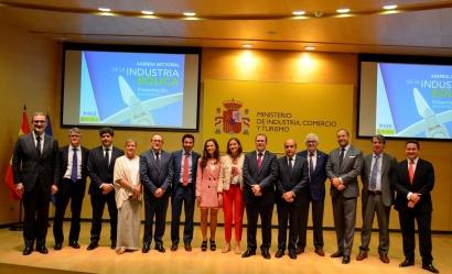 La ministra de Industria presenta la Agenda Sectorial de la Industria Eólica