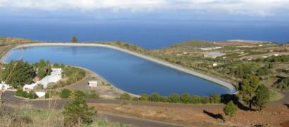 El agua en la isla canaria de La Palma se alía con las renovables