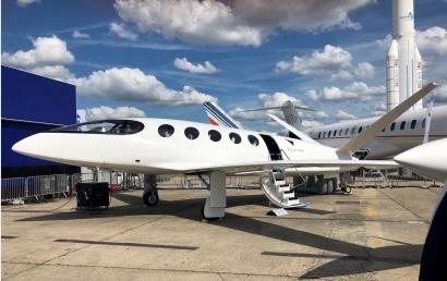 El primer avión eléctrico de pasajeros del mundo lleva la Marca España