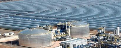 Protermosolar propone utilizar la gestionabilidad de las centrales termosolares para ayudar a controlar el precio de la luz