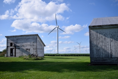Ya hay 100.000 megavatios de potencia eólica instalada