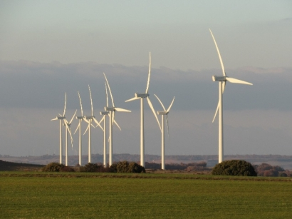 Enel Green Power España conecta un parque eólico de veinte megas en la provincia de Burgos