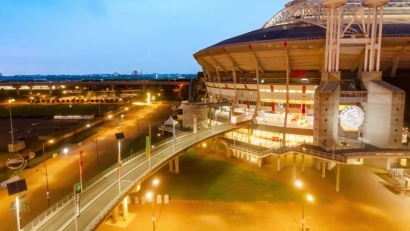 Ajax y Real Madrid se enfrentan hoy en el estadio con el sistema de almacenamiento de electricidad más grande de Europa