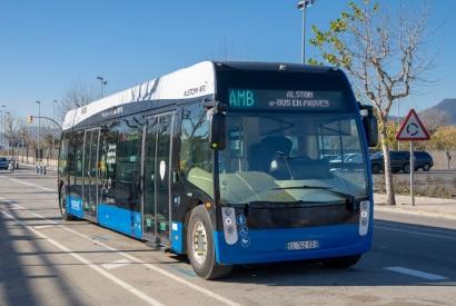 Alstom rompe moldes con su propuesta de autobús eléctrico
