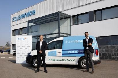 Primer contrato de suministro de biometano para vehículos de reparto de España