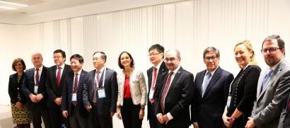 La industria del automóvil de Aragón busca inversores chinos para impulsar el despegue del vehículo eléctrico