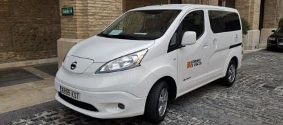 El Gobierno de Aragón adquiere el primer vehículo eléctrico para el parque móvil autonómico