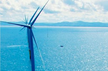 El parque eólico marino más grande del mundo tendrá tanta potencia instalada como tres centrales nucleares de Garoña