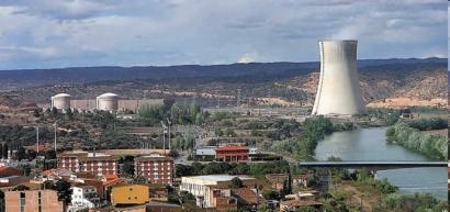 En Comú Podem pregunta al Gobierno por la fuga radiactiva de la central nuclear de Ascó I