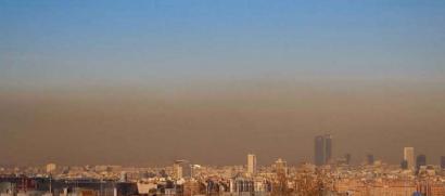 Tres de cada cuatro españoles respiran un aire con más ozono del recomendado por la OMS