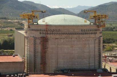 """Paran los 1.032 megavatios de la central nuclear de Ascó por un episodio de """"alta presión"""""""