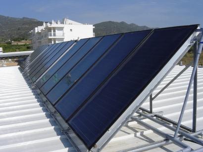 Todo sobre solar térmica, en Genera