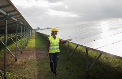 Fotovoltaica - Un sentencia estipula en 35 años de vida útil para las plantas solares fotovoltaicas - Energías Renovables, el periodismo de las energías limpias.