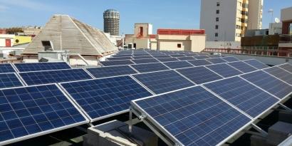 Las instalaciones solares para autoconsumo se hacen con el grueso de los 8 millones de euros de las Subvenciones 2020 concedidas por la Consejería de Transición Ecológica de Canarias