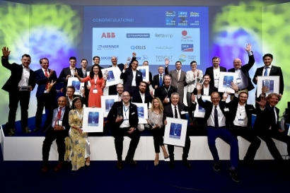 Entries Open for 2019 The smarter E, Intersolar and ees Awards