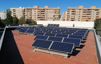 Los administradores de fincas de Madrid piden eliminar la necesidad de licencia de obra para instalar fotovoltaica