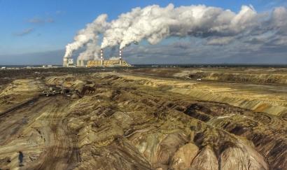 """La plataforma Un Futuro Sin Carbón le pide a Endesa que cierre todas sus térmicas de carbón """"a más tardar en 2025"""""""
