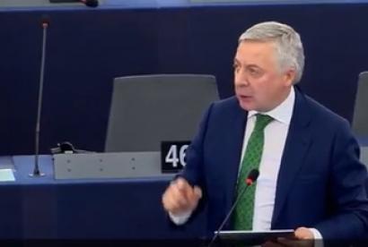 """José Blanco: """"Frenar la descarbonización es frenar el desarrollo de Europa"""""""