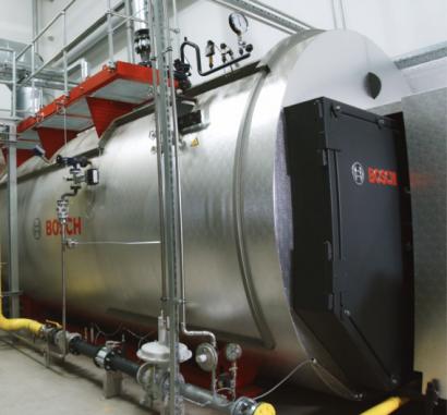 Bosch pone rumbo hacia la descarbonización del mercado de la calefacción industrial