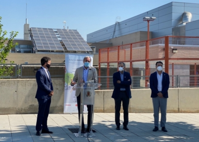 Zaragoza se apunta el primer Barrio Solar de España