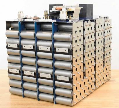 Bornay se lanza al almacenamiento off-grid
