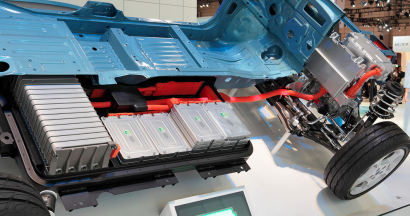 A las baterías de los vehículos eléctricos también se les puede dar nueva vida