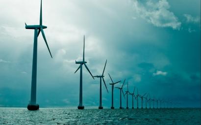 """BBVA """"inyecta"""" 50 millones de euros en el parque eólico marino Baltic Eagle"""