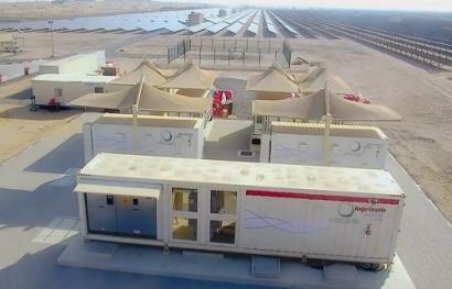 Ingeteam Supplies Storage Power Station for Mohammed bin Rashid Al Maktoum Solar Park