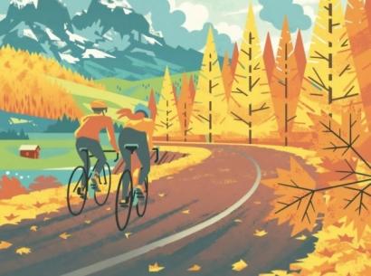 Lonely Planet le da la vuelta al mundo en bicicleta