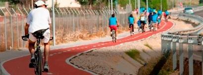 """Cantabria apuesta por la bicicleta """"como medio de transporte cotidiano"""""""