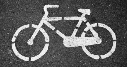 El gas... sí; la bici... no