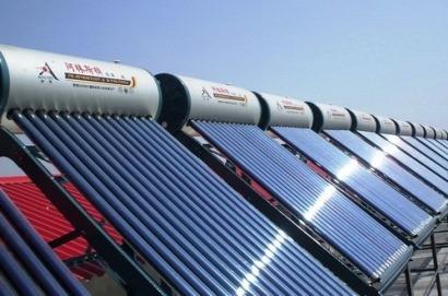 Ya hay más de un millón de metros cuadrados de paneles solares térmicos instalados en Andalucía