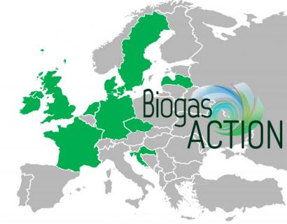 Biogas Action comparte más de cien experiencias de éxito con el biogás en Europa