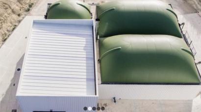 AGF presenta la primera planta comercial de biogás que produce bio-hidrógeno