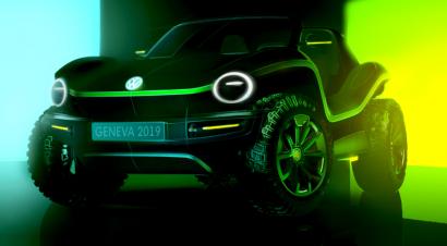 Volkswagen anuncia el inminente lanzamiento mundial del buggy eléctrico